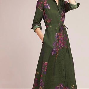 Anthropologie Maeve dress size small. NWOT